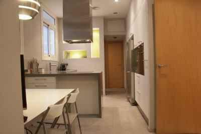 Квартира в Барселоне с 5 спальными комнатами и камином